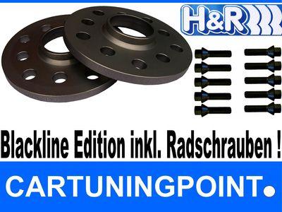 H-R-Spurverbreiterung-BMW-5er-E60-E61-560L-20mm-schwarz